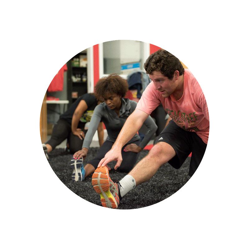 U48 Fitness, personal training