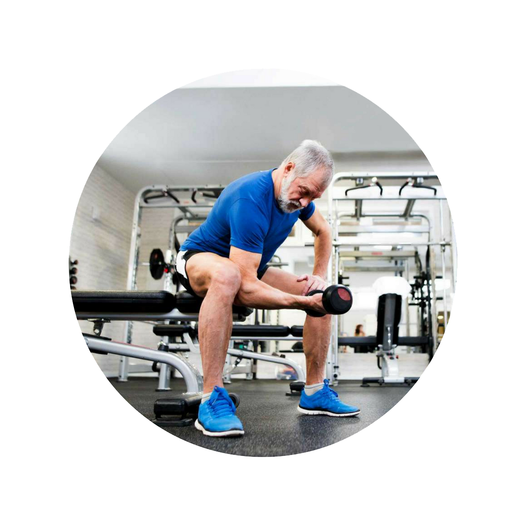 older adults training, UBOOM, silver sneakers, low impact fitness for older adults
