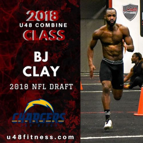 Ultimate 48 Fitness Combine Training - BJ Clay