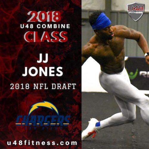 Ultimate 48 Fitness Combine Training - JJ Jones