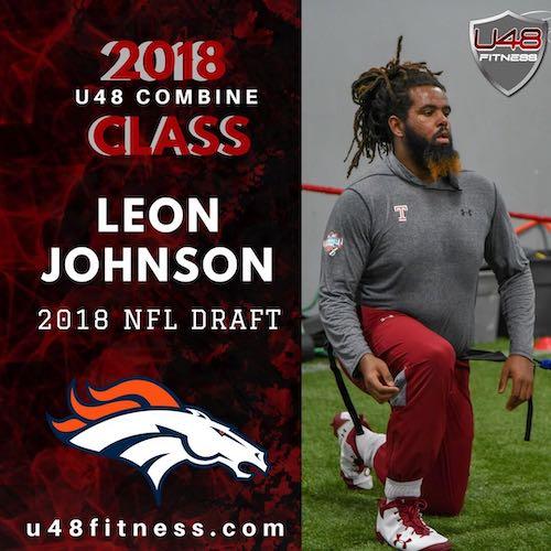 Ultimate 48 Fitness Combine Training - Leon Johnson