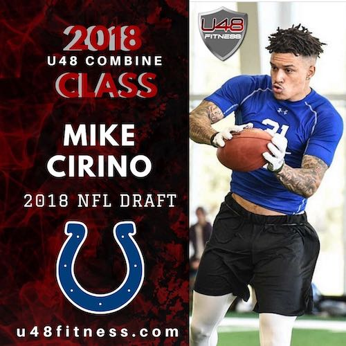 Ultimate 48 Fitness Combine Training - Mike Cirino