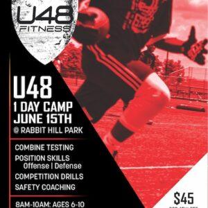 U48 Fitness - Youth Football Camp